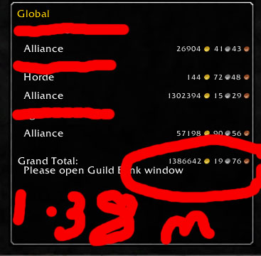 Warcraft Gold Millionnaire