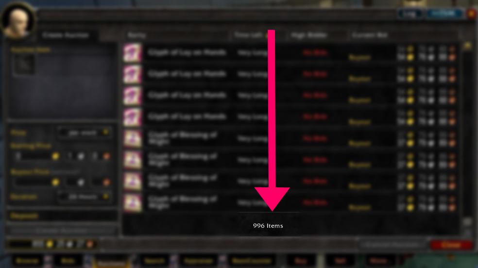 996items How to Make WoW Gold With Glyphs