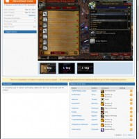 Curse Addons – Gold Making Addon Pack