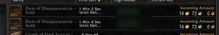 dust How to Make WoW Gold With Glyphs