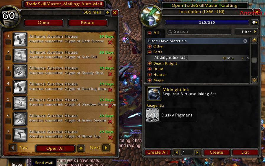 multitask How to Make WoW Gold With Glyphs