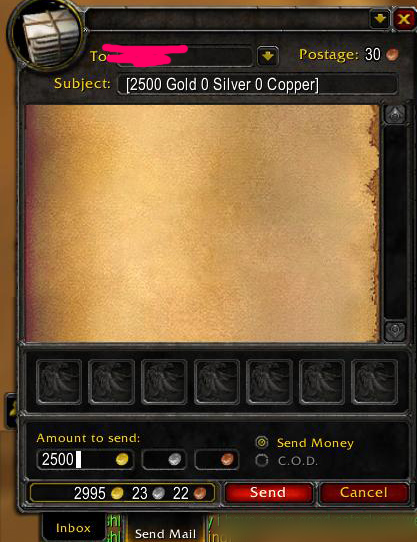 startsending How to Make WoW Gold With Glyphs