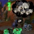Do Peons Dream of Explosive Sheep?