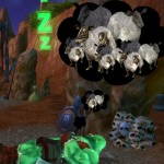 Do Peons Dream of Explosive Sheep?