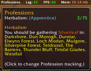 Glance professions