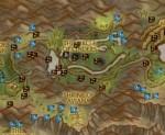 Cinderbloom Map