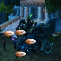 Ode to the Nelf on the Mammoth