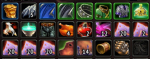 Loot after Hellfire Ramparts Run