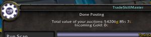 pets 300x75 World of Warcraft   My Gold Snapshot
