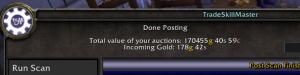 tai 300x75 World of Warcraft   My Gold Snapshot