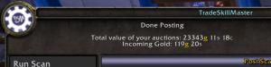 tal 300x75 World of Warcraft   My Gold Snapshot