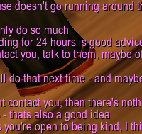 Did I Accidentally Scam Someone?