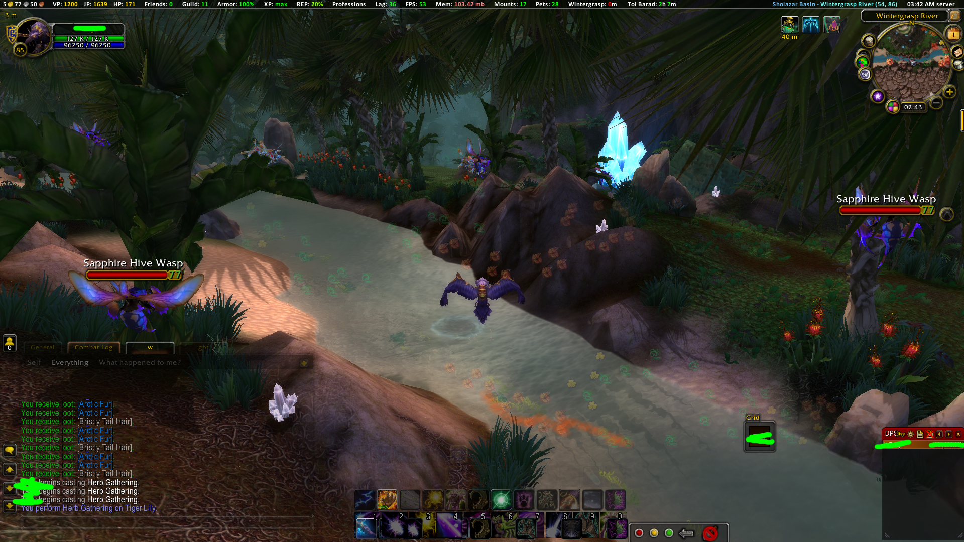 wow how to get to northrend