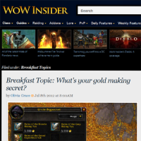 What's Your Gold Making Secret?