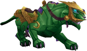 greenpanthermount 300x175 Jewelcrafting Onyx Panther Mount Guide