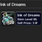 Ink Trader Preparing to Change His Prices