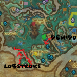 Farming Spot in Shadowmoon Valley 12,000 Gold Per Hour