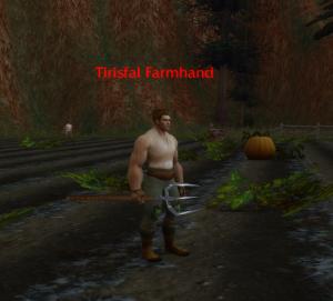 Tirisfal Farmhand