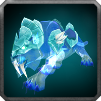 Spectral Tiger Icon