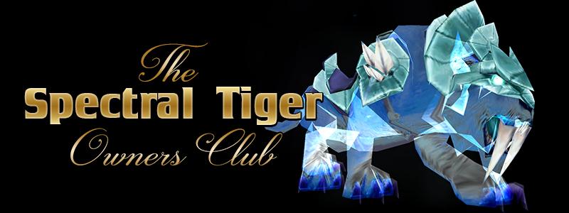 Spectral Tiger