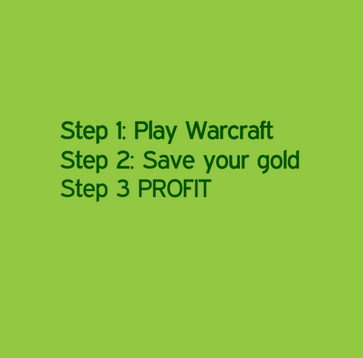 How to Save World of Warcraft Gold like a Pro   Warcraft