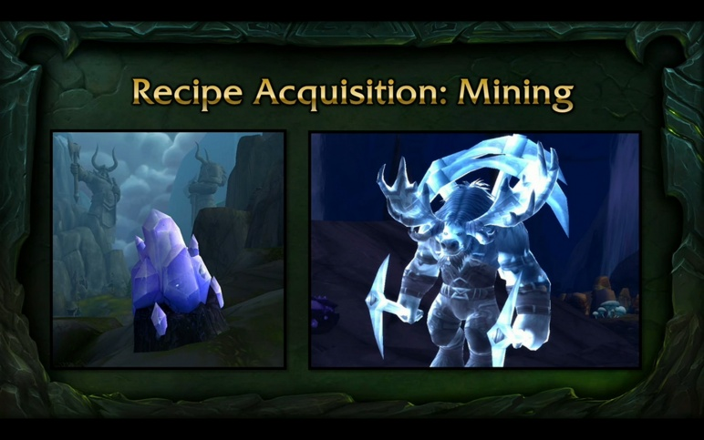 LEGION-profession-Mining