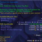 Pocket Fel Spreader Farming
