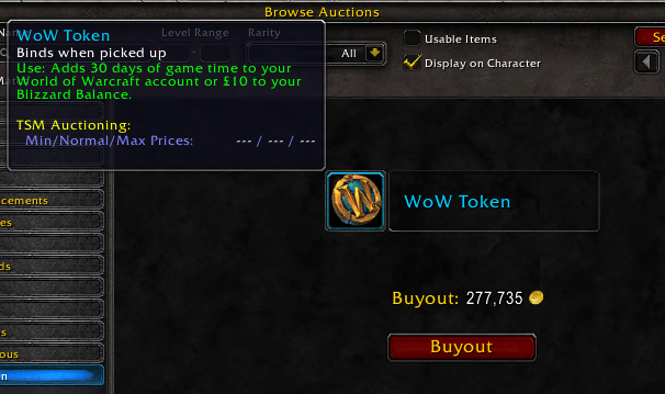 Battle for Azeroth: Buy Your Wowtokens Today | Warcraft Gold Guides