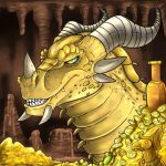 It's an Open Secret – We got a Gold Dragon in the Dungeon