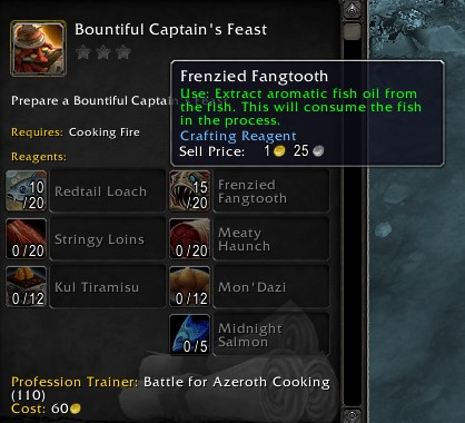 Why You Will Be Fishing All Day in Battle for Azeroth   Warcraft