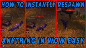 How to Instant Respawn Mobs for Farming Gold, Rares, and Mounts in