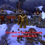 Warlords of Draenor Farming During Hallows End