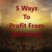 Five Ways to Profit from War Mode | Warcraft Gold Guides