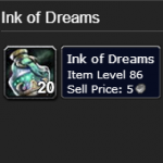 Ink Trader Preparing to Change His Prices