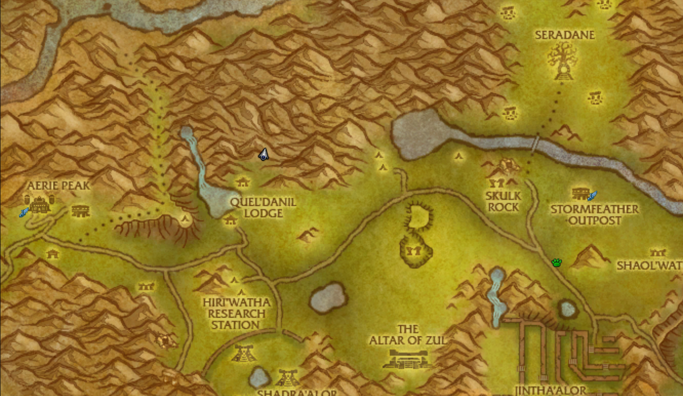 Hinterlands, The Forgotten Gold Secrets | Warcraft Gold Guides