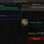 Battle for Azeroth: Buy Your Wowtokens Today