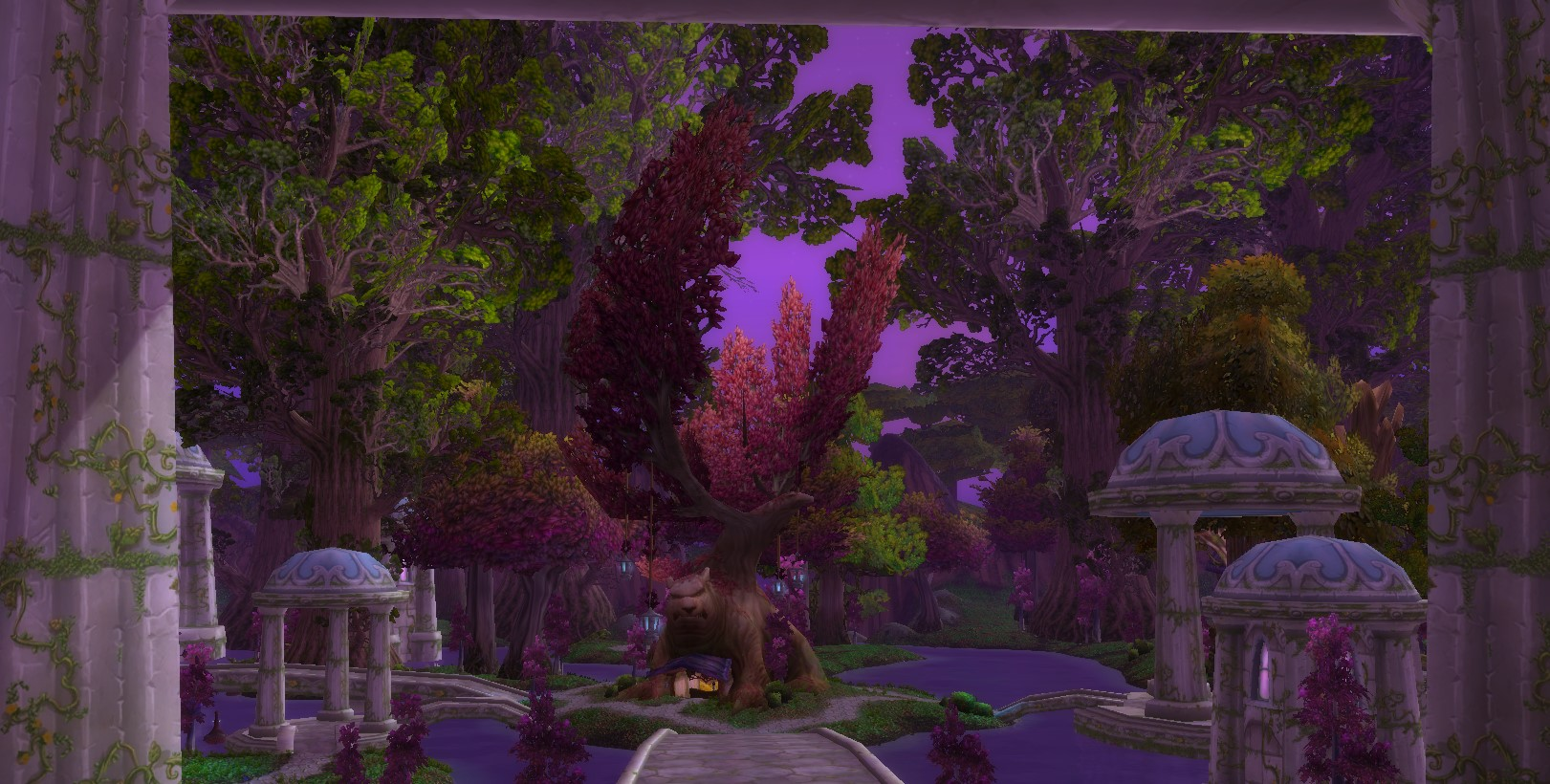 Warcraft Items Removed In Battle For Azeroth From Darnassus And