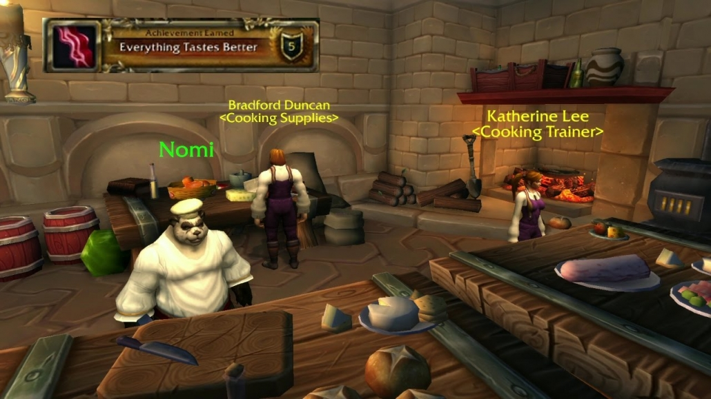 Five legion foods to cook for battle for azeroth warcraft gold guides battle forumfinder Gallery